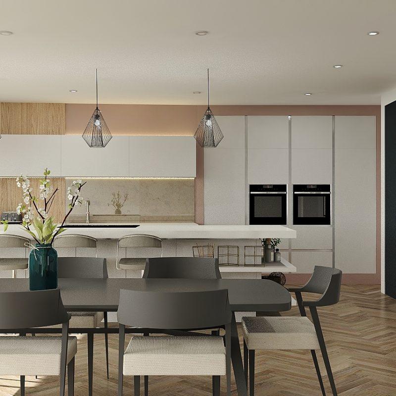 kitchen Plans 3D